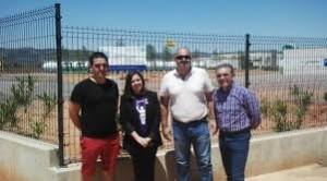 foto visita dessaladora
